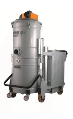 3907 Aspiratori Industriali per polveri tossiche o pericolose