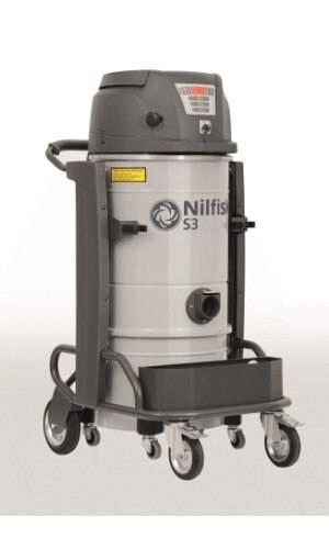 S3 Aspiratori Industriali per polveri tossiche o pericolose