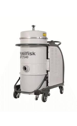 CTS40 Aspiratori Industriali per polveri tossiche o pericolose