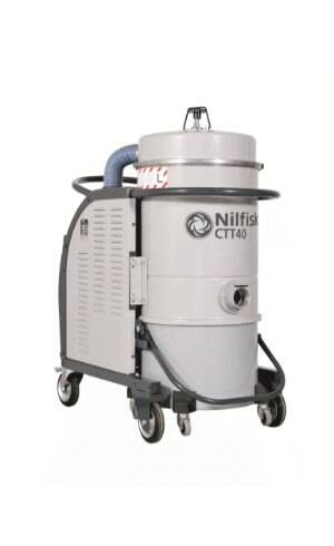 aspiratore industriale ctt40