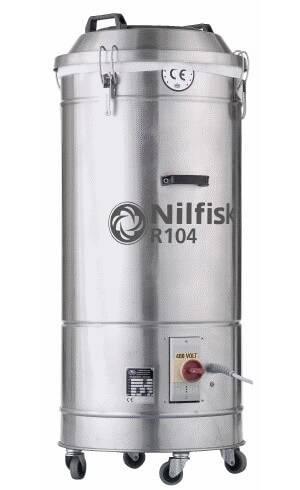 aspiratore industriale r104
