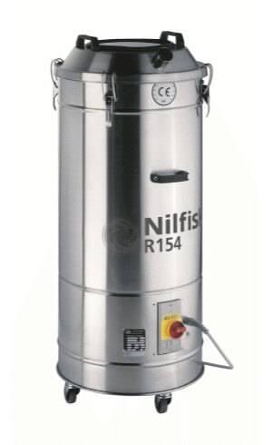 R154 Aspiratori industriali