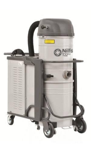 aspiratore industriale t22plus atex