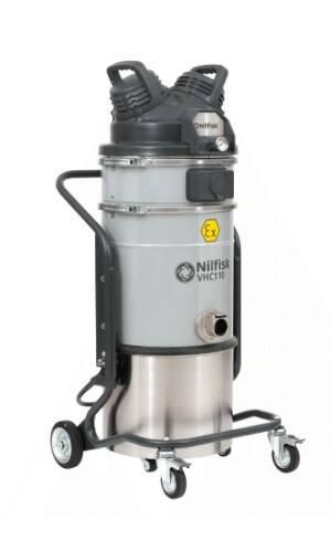 aspiratore industriale vhc 110 atex