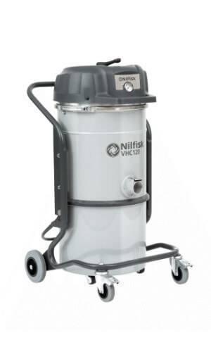 aspiratore industriale vhc120