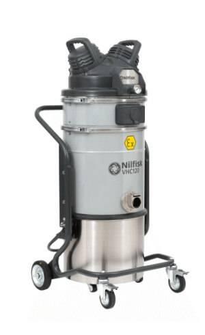 aspiratore industriale vhc120 atex